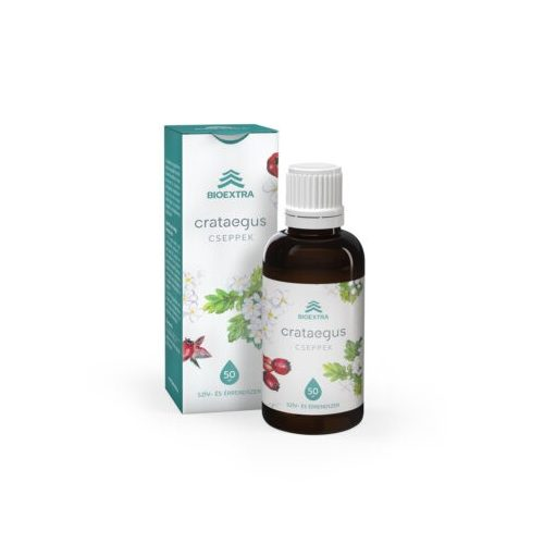 Crataegus Cseppek - 50 ml