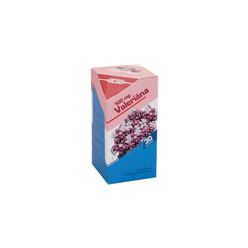 OCSO 100 mg Valeriána - 30 db