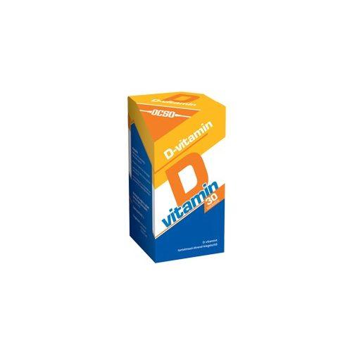 OCSO D-vitamin - 30 db