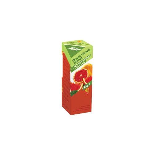 OCSO Grapefruitmag kivonat + C-vitamin belsőleges oldatos csepp - 50 ml